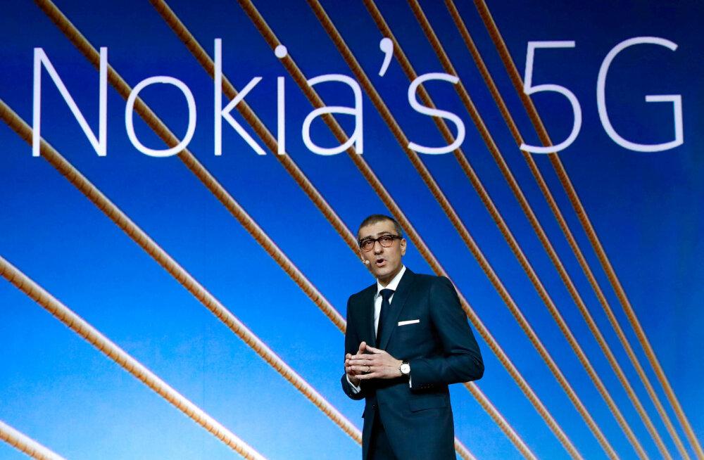 Nokia kurbmäng pani Swedbanki Eesti kliente aktsiatehinguid tegema