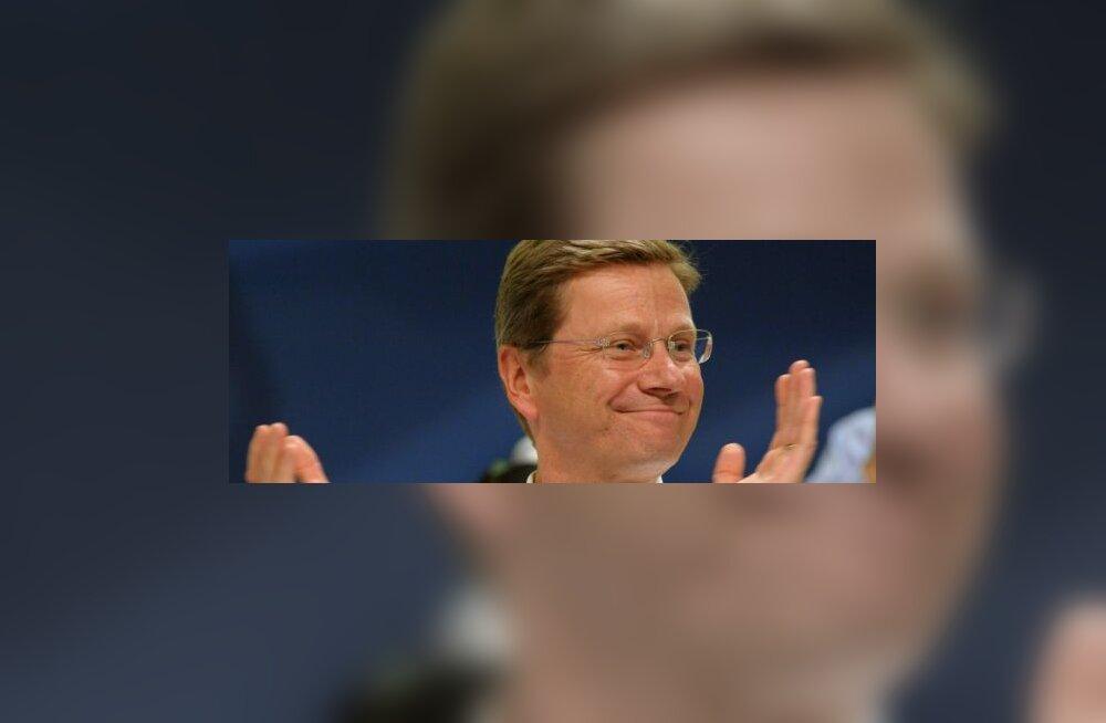 Vastne Saksa välisminister keeldus inglise keelest
