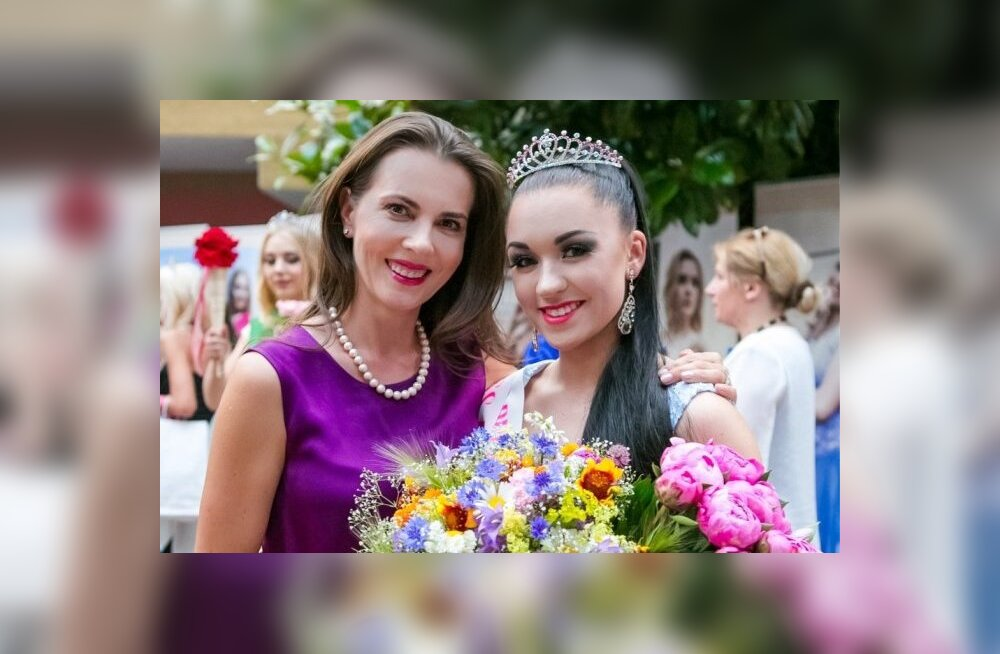 Miss ja modell Ly Jürgenson toetab ristitütart iluduskuningannaks saamisel!