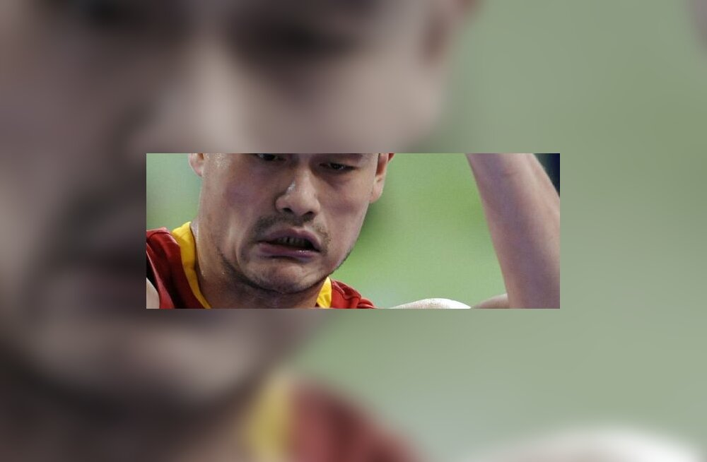 Hiina korvpallur Yao Ming