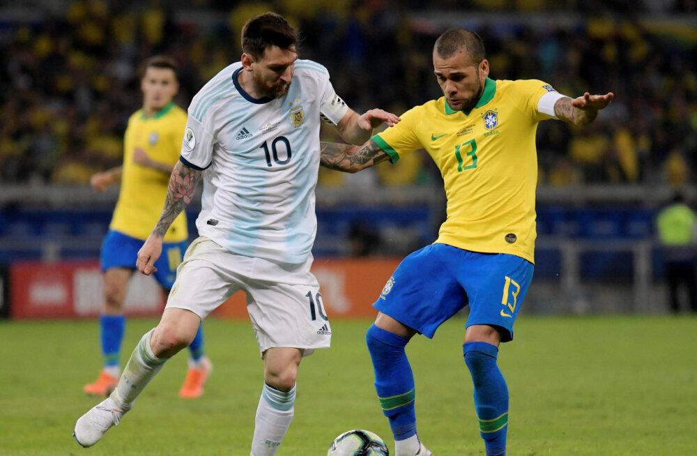 Messi pikaaegne meeskonnakaaslane: ta käitus Copa Americal väga lugupidamatult
