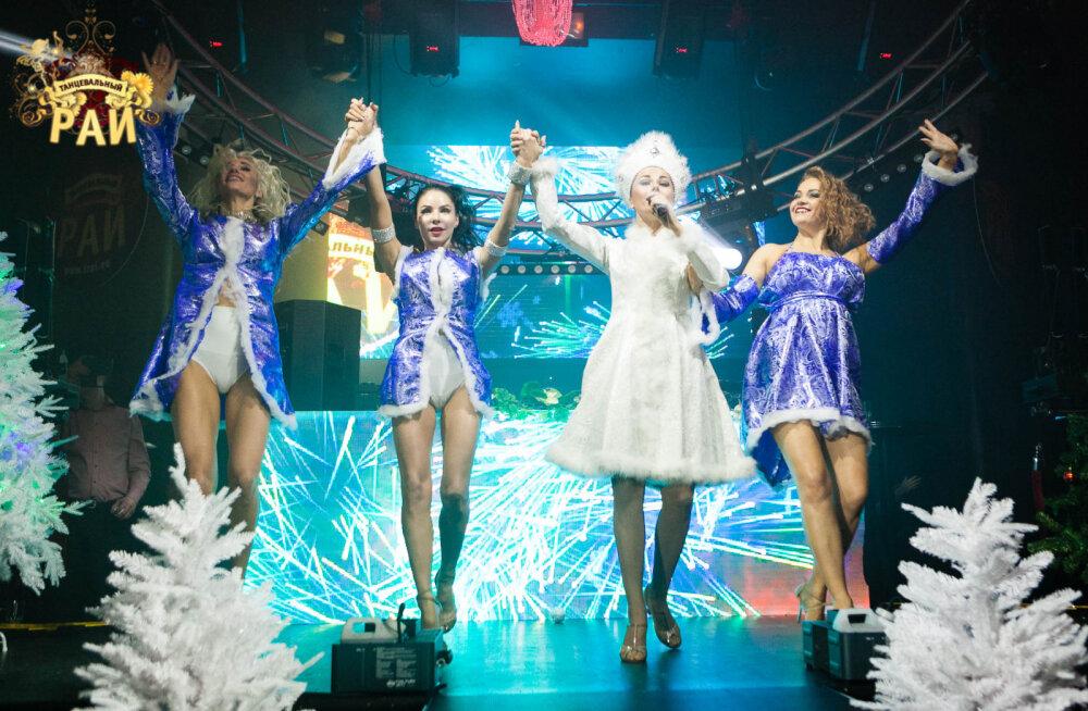 """""""Танцевальный Pай"""" приглашает гостей насладиться самым ярким праздником в году и встретить Старый Новый год!"""
