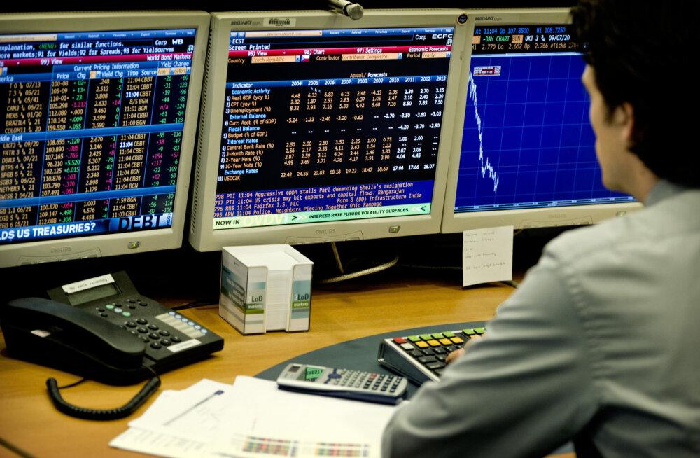 Võlakirjaturul on kuumad päevad. Kas Euroopa majandust ootab japaniseerumine?
