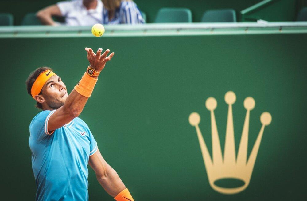 Rafael Nadal jäi Kontaveidi tänase vastasega sugudevahelise võrdsuse teemal eriarvamusele