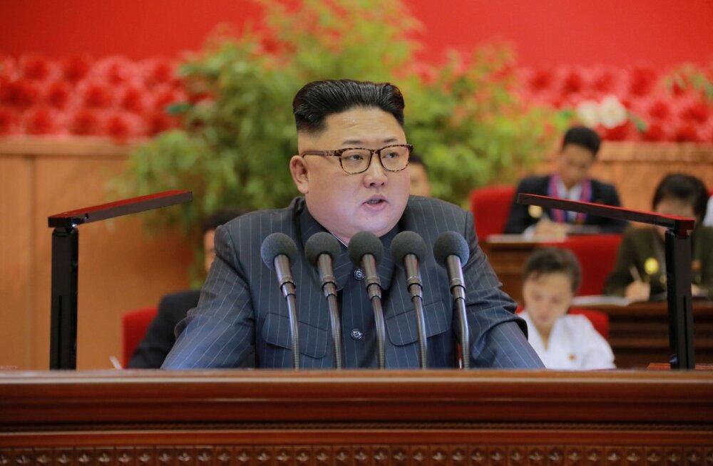 Kommunistlik dünastia Põhja-Koreas: juba kolmandast valitsejast sai psühhopaat