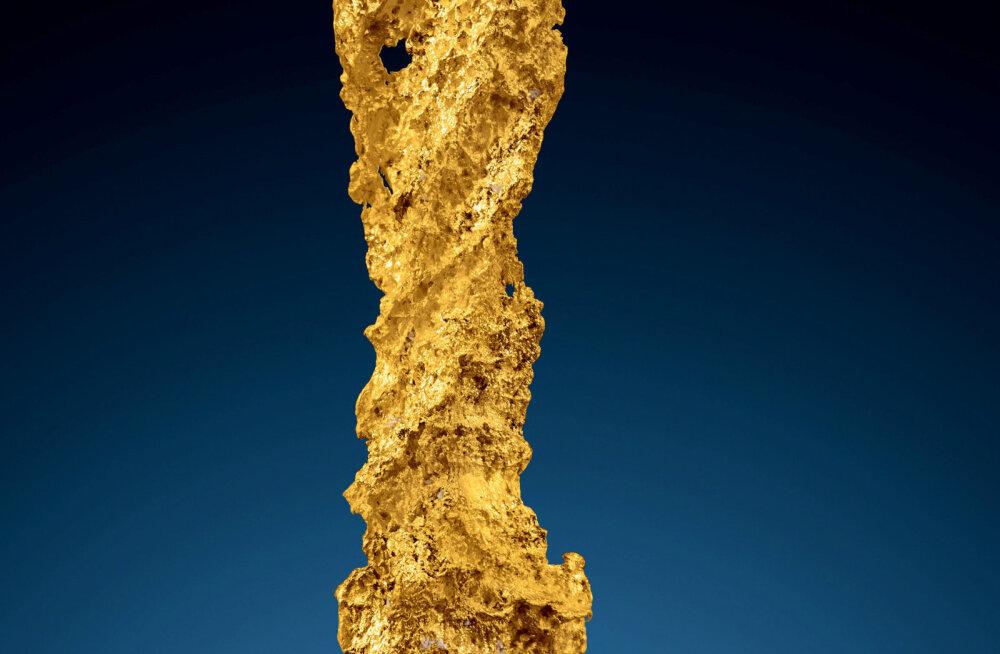 Австралийские шахтеры случайно откопали золотой самородок весом почти 100 кг