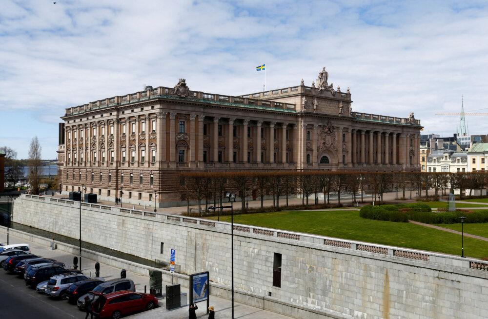 Ajaleht: Rootsis paljastas suur andmeleke muu hulgas parlamendi ja pankade salajasi turvasüsteeme