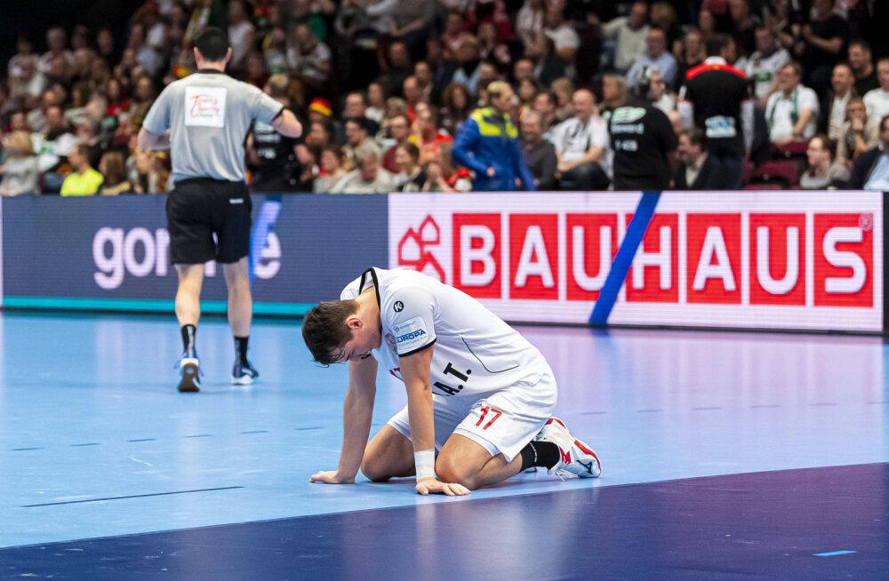 Käsipalli MM Egiptuses algas kaosega: Tšehhi koondises 9, ameeriklastel 18 koroonapositiivset mängijat!