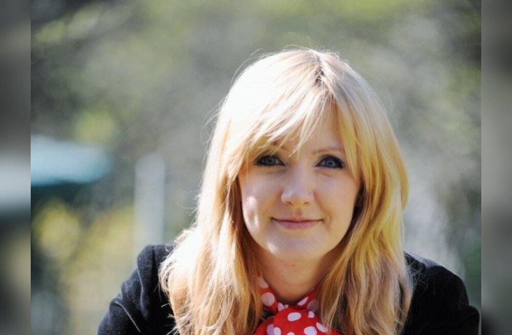 Evelin Samuel saab terviseajakirja peatoimetajaks