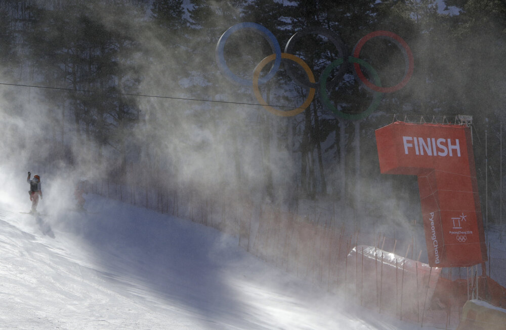 Martinsoni hommikukommentaar: kas olümpia jääb tõesti pooleli?