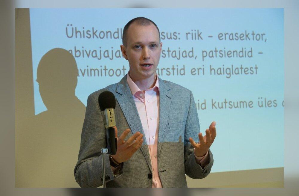 """SA Hille Tänavsuu Vähiravifond """"Kingitud"""" elu pressikonverents"""