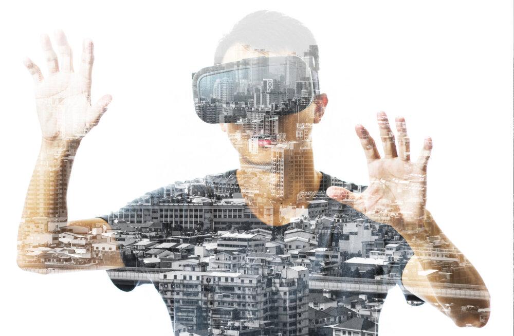 Virtuaalreaalsus on kogu aeg olemas olnud