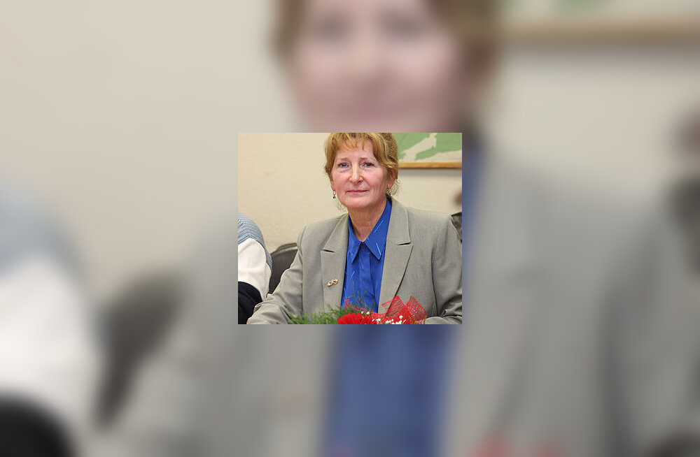 Мэром Нарва-Йыэсуу стала Ираида Чубенко