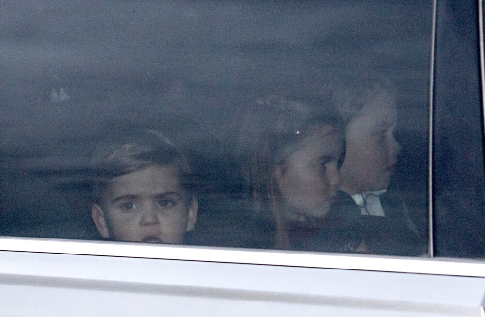 VÕRDLE | Värske pilt tõestab, et pisiprints Louis on täielik koopia ühest oma sugulasest!
