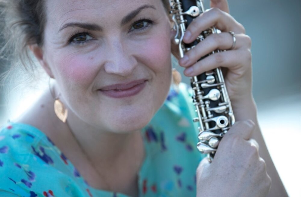 Üleilmselt nõutud oboemängija Martine Värnik: Järvi orkester on nagu suur muusikaköök