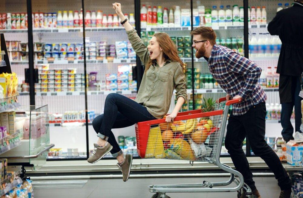 КАРТА: Голодный Таллинн — в столице Lidl утонет в море продуктовых магазинов