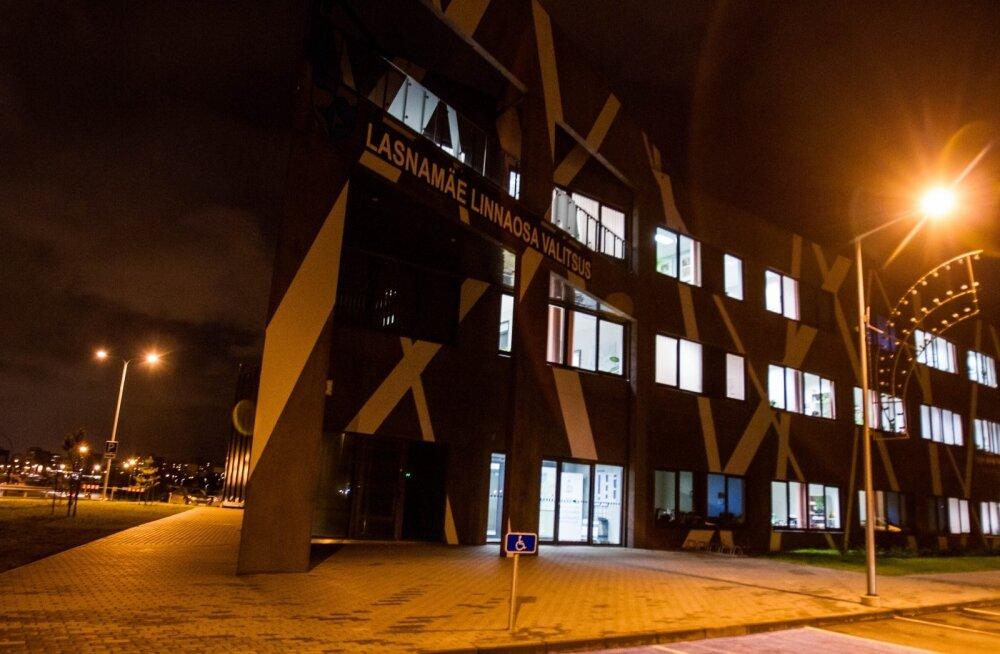 Lasnamäe linnaosa valitsuse hoone