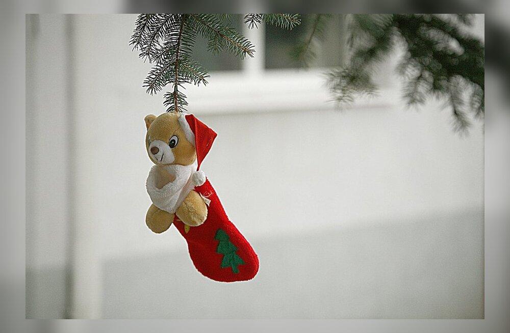 Kas sul on jõulu heategu juba tehtud? Aita puudust kannatavaid peresid või lapsi, kes oma pühad haiglas peavad veetma!