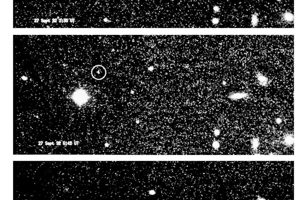 Meie päikesesüsteemis ei pruugi olla üheksandat planeeti, kummalised orbiidid võivad olla tingitud hoopis muust mõjurist