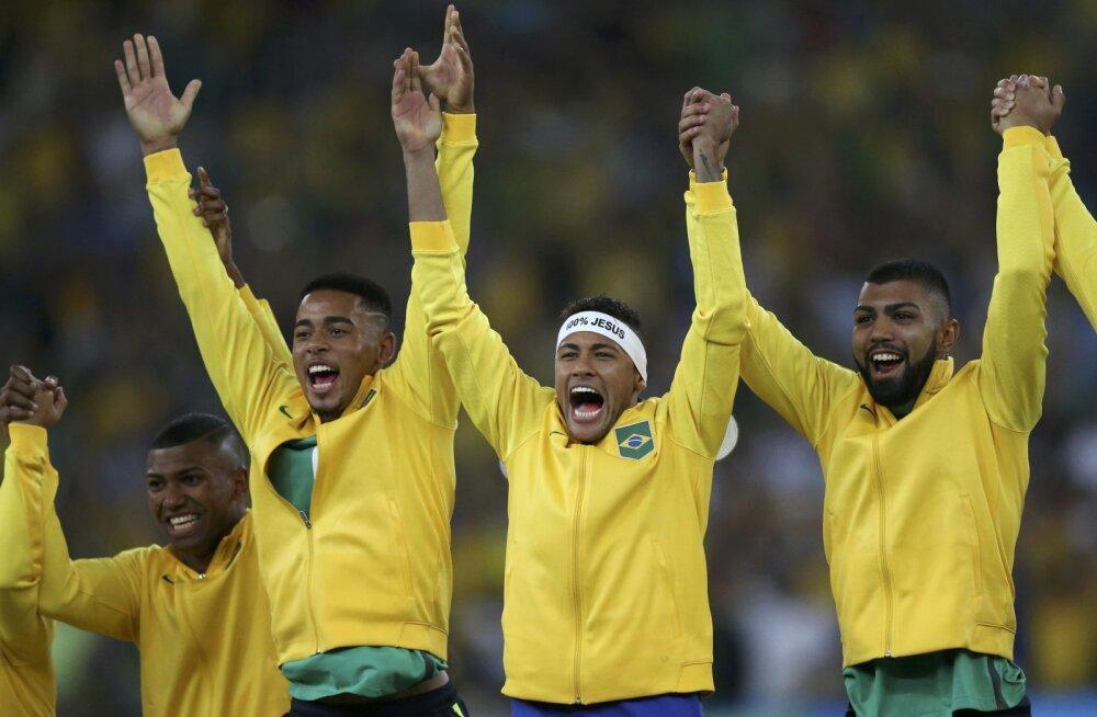 FIFA tõstis olümpiamängude jalgpalliturniiri vanusepiiri