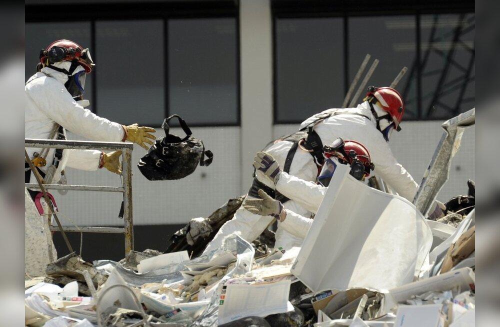 Uus-Meremaa maavärinas hukkunute arv on suurenenud 148-ni