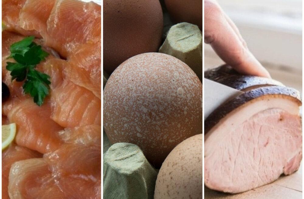 Лосось-убийца, зараженные яйца и мясо, вызывающее рак: в каких эстонских продуктах были найдены опасные бактерии — 5 примеров