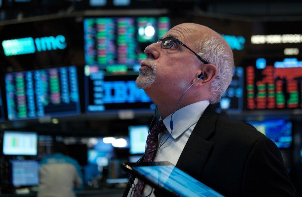 Trump hoiatas. Kui algatatakse tema umbusaldamine, siis börsil tuleb krahh
