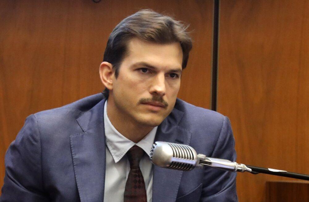 Kaval nipp: mida vastab Ashton Kutcher fännile, kes talle Demi Moore'i kohta sõnumi on saatnud