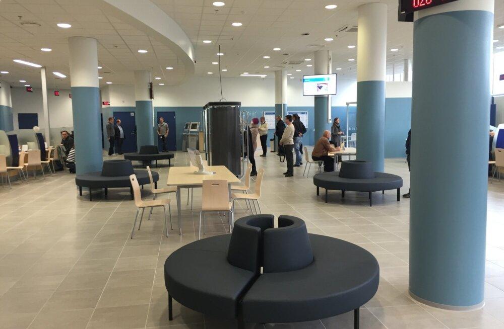 4bbef0d0078 FOTOD: PPA avas Tammsaare ärimajas uue teeninduse - DELFI