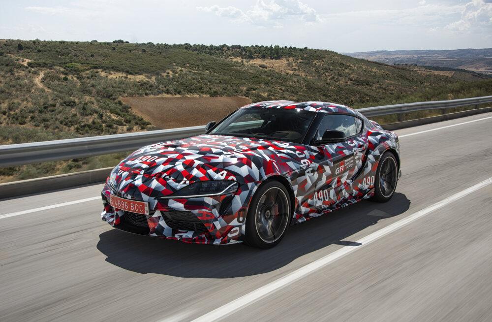 Uus Toyota Supra on tulemas: võtame kokku legendaarse masina ajaloo
