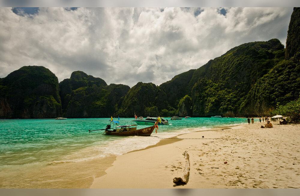 Названы 10 пляжей, которые пока не испорчены туристами