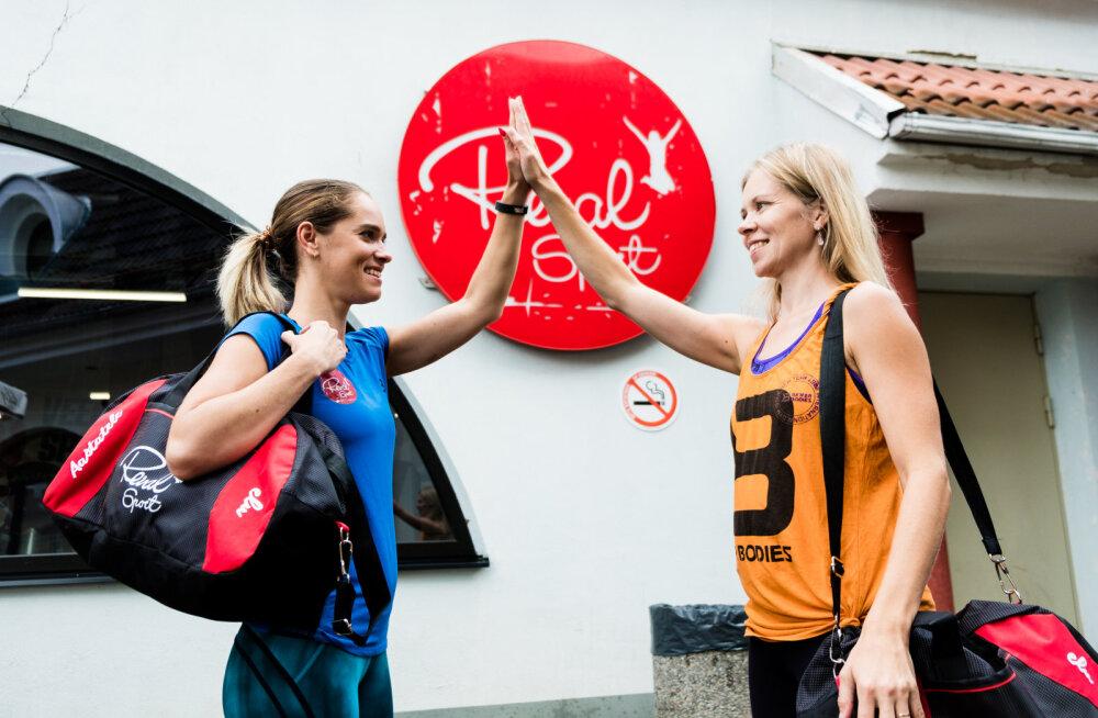 Reval-Sport alustas välitreeningutega