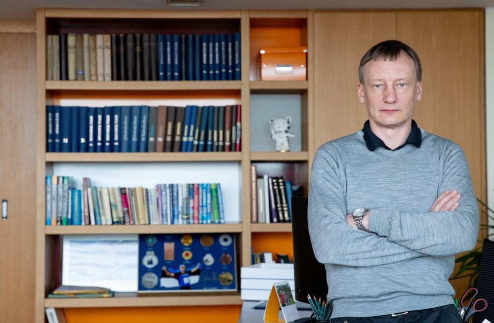 EOK spordidirektori Martti Raju sõnul on Team Estonia kui helge unenägu.