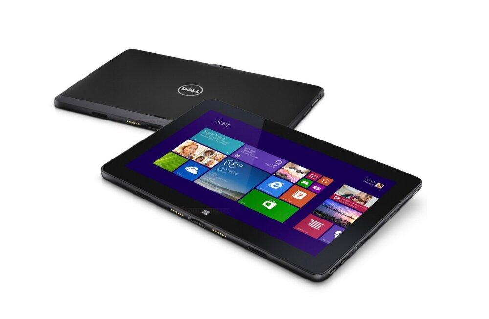 Dell Venue 11 Pro — tahvli kehas sülearvuti