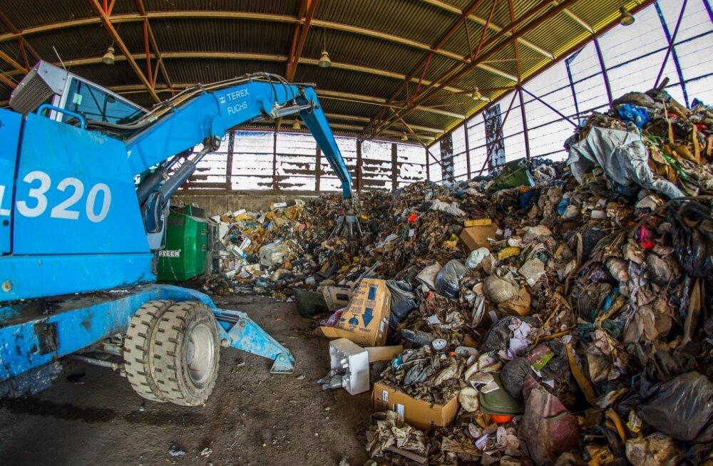 Prügitööstuses muudatused tulekul? Keskkonnaministeeriumis arutatakse jäätmeseaduse kohendamist
