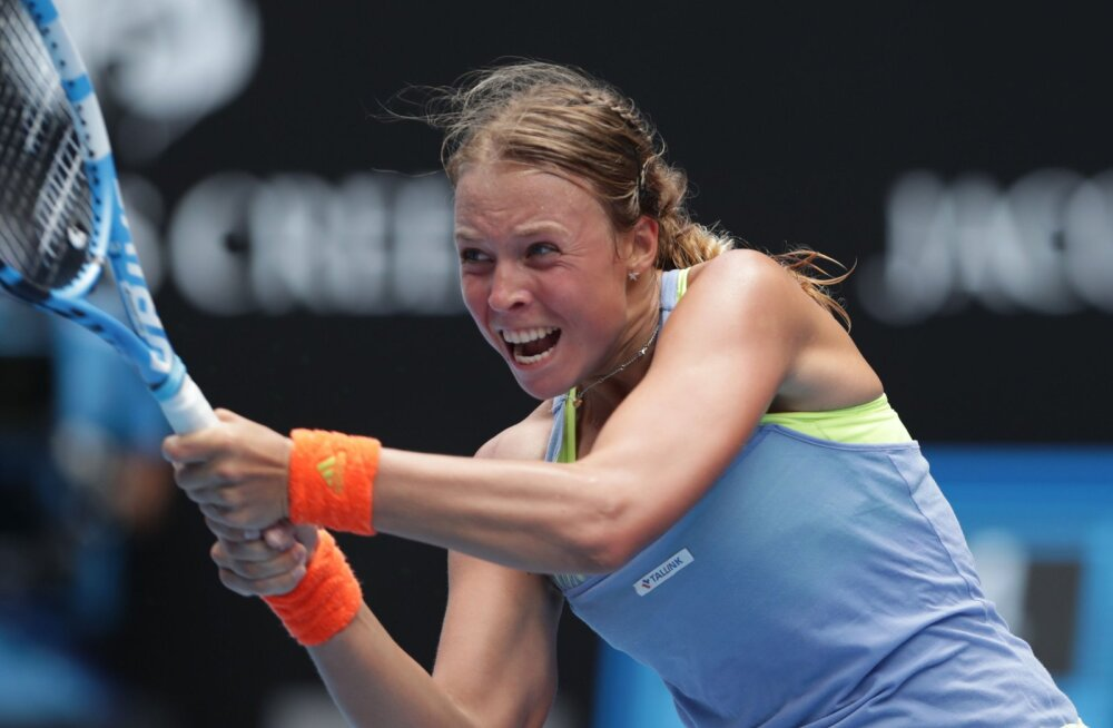 "Kontaveit sai Brisbane'i turniiriks eriti ""magusa"" loosi"