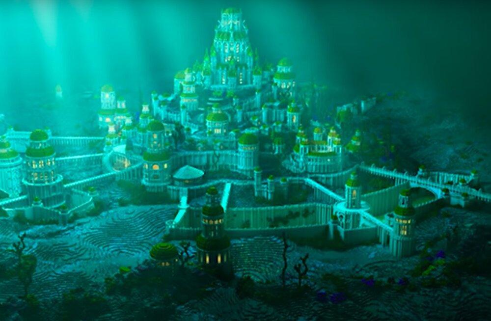 VIDEO | Sa ei usu oma silmi! Antiiksed linnad, mis on leitud vetesügavustest