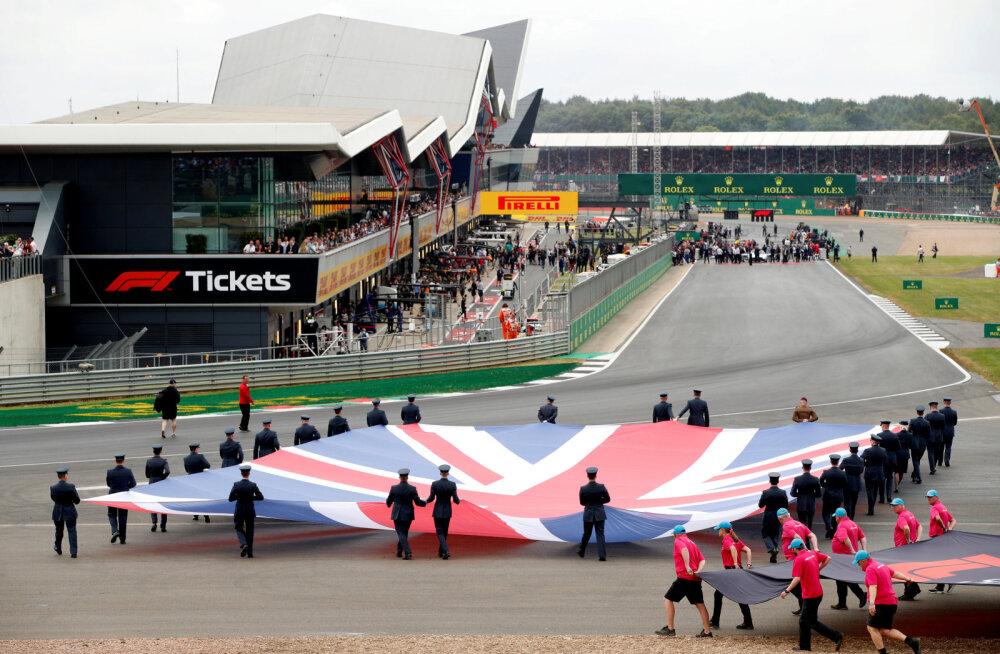 Silverstone on valmis mitut F1 etappi võõrustama, kasvõi vastupidises suunas