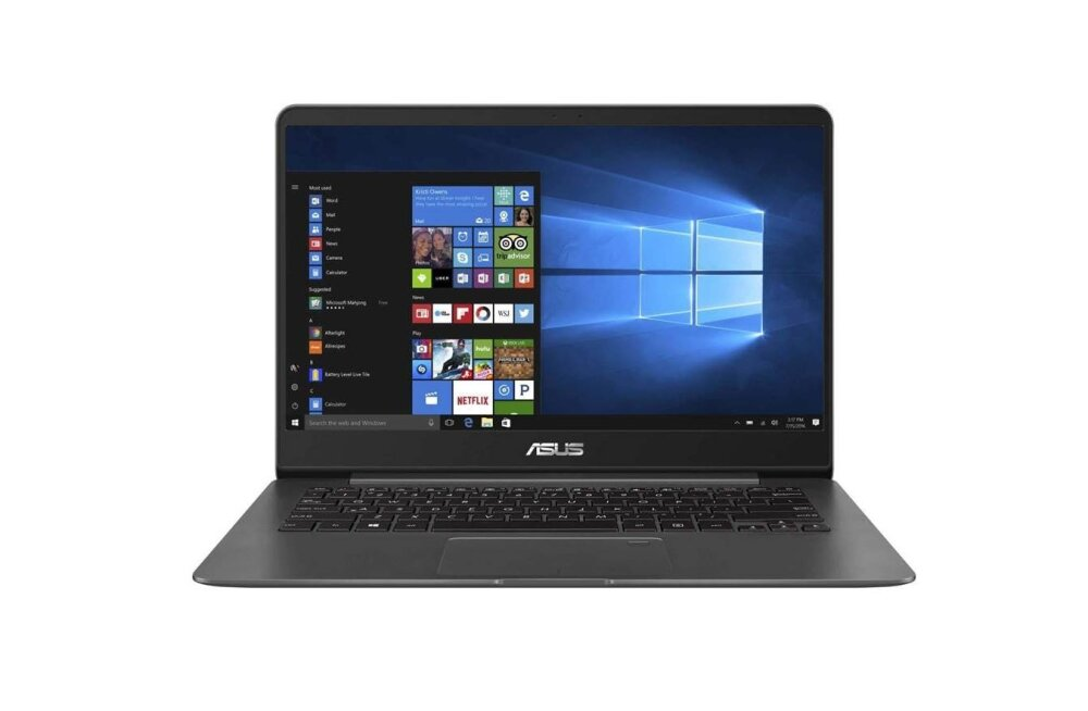 VIDEO | Maailma kõige pehmem sülearvuti? Aastasesse testi tuleb ASUS UX430UN