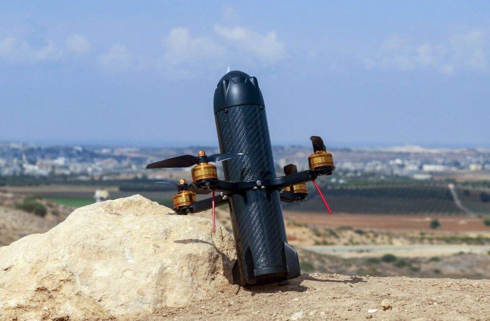 Kanada ettevõte töötas välja kamikaze-droonitapja