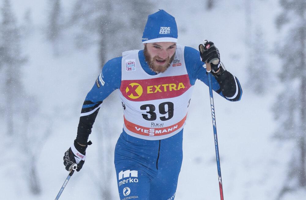 Lillehammeris 25. koha saanud Marko Kilp: ei olnud täna veel õiget pauku