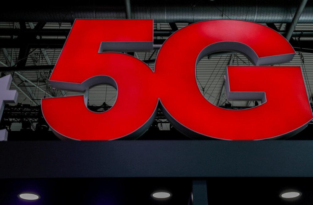 Eestis algas avalik enampakkumine oluliste 5G sageduste müümiseks