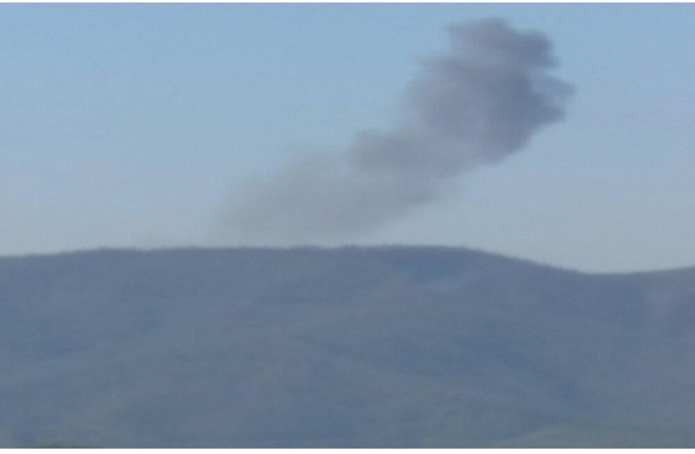 Sky News: погибли оба пилота российского Су-24, сбитого при выполнении воздушной операции в Сирии