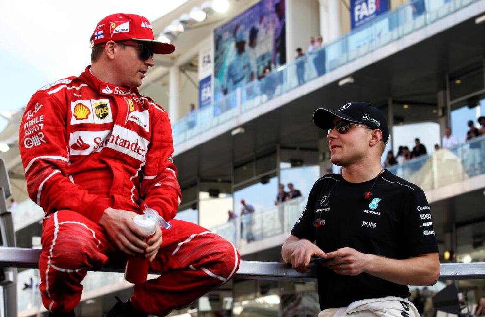 Kas Bottas hakkab käima Räikköneni jälgedes? F1 tippsõitja ei välista rallikarjääri