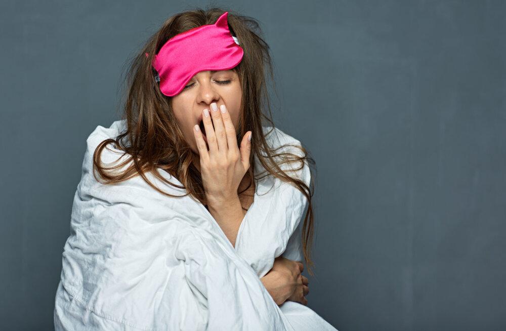 Magamatus võib peale väsimuse ja uimasuse su ellu veel ühe tõsiselt suure probleemi tuua