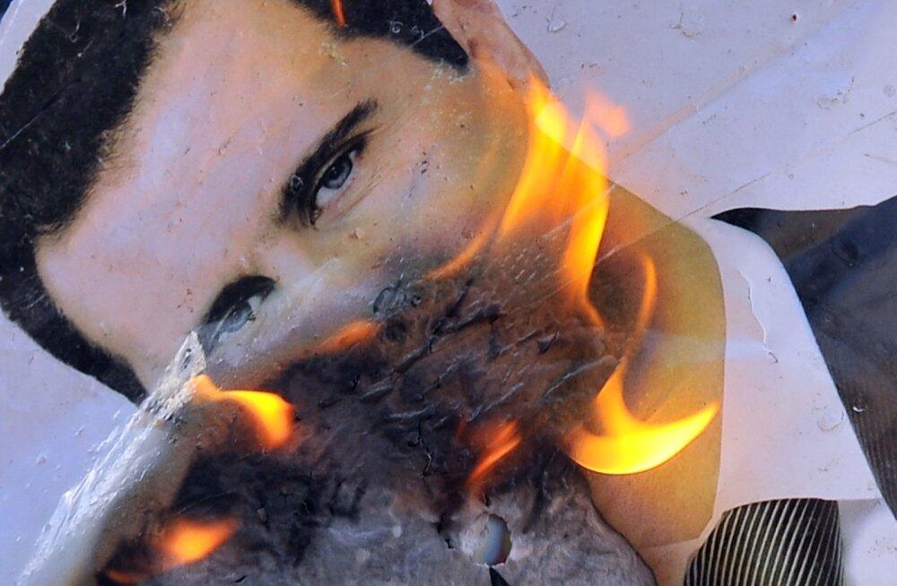 USA: on aeg Assad keemiarünnakute eest vastutusele võtta