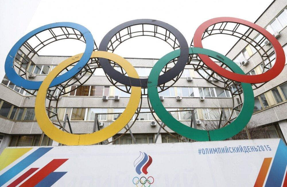 Venemaa koondisel sel korral olümpiale asja ei ole. Tulevik veel selgusetu.