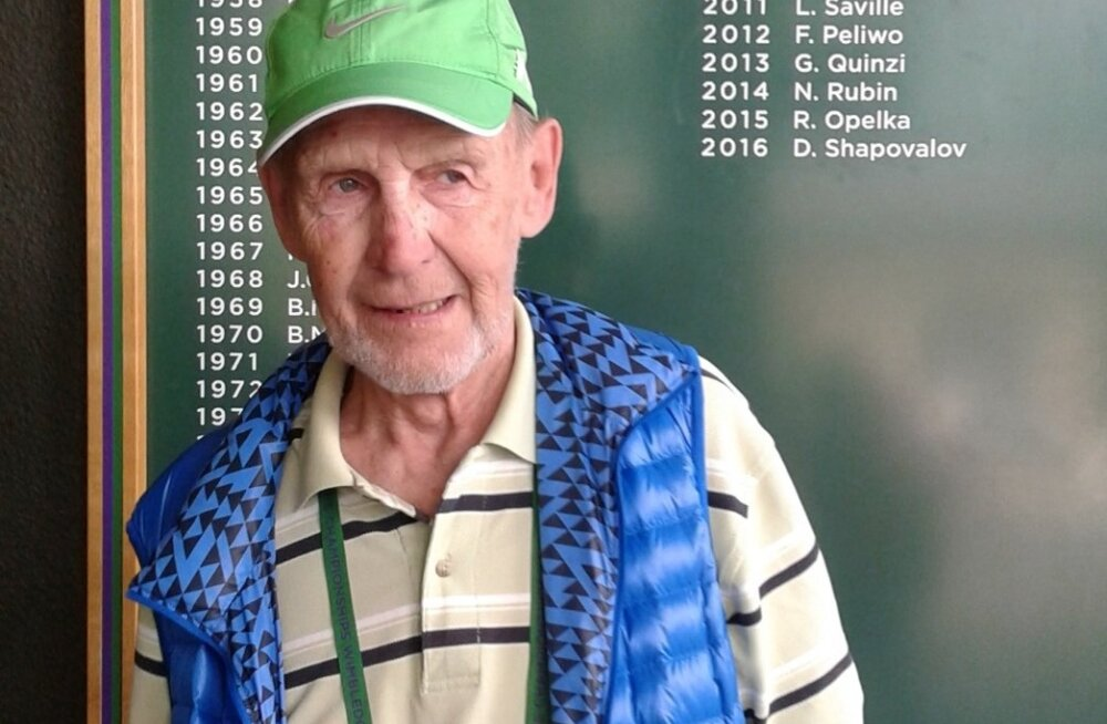 Toomas Leius Wimbledonis