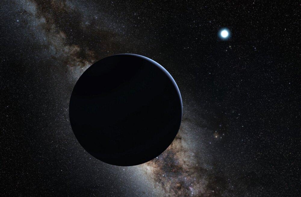 Päikesesüsteemi saladuslik üheksas planeet võib vägivaldseks muutuda