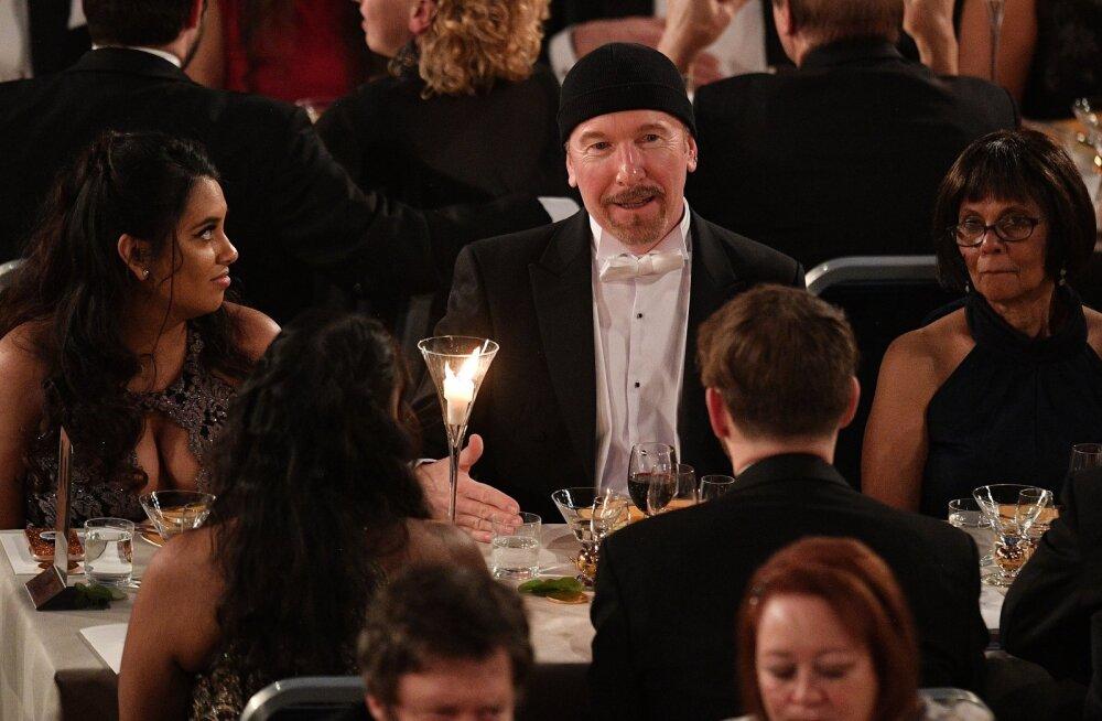 Moefopaa: U2 kitarrist ajas Nobelite jagamisel eksperdid ahastusse